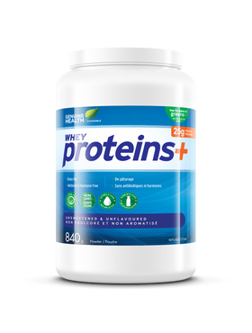Genuine Health proteins+ 840 g - 5 flavours