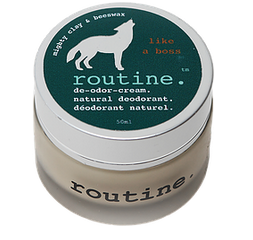 Routine - Clay & Beeswax by Routine - Ebambu.ca natural health product store - free shipping <59$