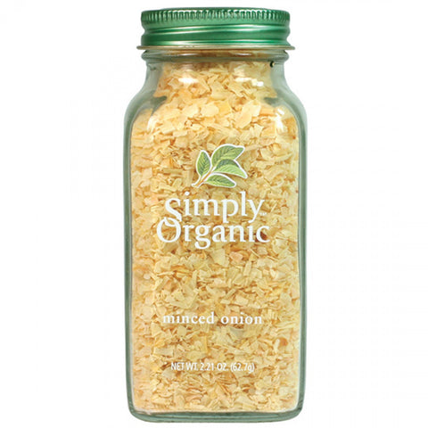 Simply Organic - Minced Onions 62.7 g - Ebambu.ca free delivery >59$