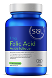 Sisu - Folic Acid 1 mg 90 capsules