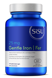 Sisu - Gentle Iron 25 mg 60 gel caps - Ebambu.ca free delivery >59$