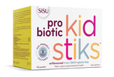 Sisu - Probiotics Kid Stiks 30 Sticks - Ebambu.ca free delivery >59$