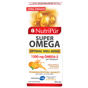 Nutripur Super Oméga 114mL