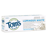 Tom's of Maine - Premium Adult Toothpaste - Luminous White Clean - Ebambu.ca free delivery >59$
