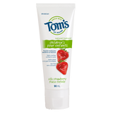Tom's of Maine - Silly Strawberry Fluoride Toothpaste - Ebambu.ca free delivery >59$