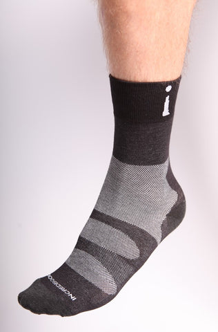 Incrediwear PRO-3 Crew Cut Socks by Incrediwear - Ebambu.ca natural health product store - free shipping <59$