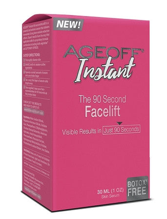 Nuvocare Age Off Instant 90 Second facelift by Nuvocare - Ebambu.ca natural health product store - free shipping <59$