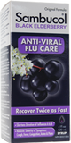 Sambucol - Black Elderberry Anti-Viral Flu Care 230 ml