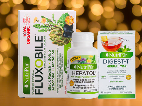 Digestive Kit by Nutripur - Ebambu.ca natural health product store - free shipping <59$