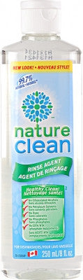 Nature Clean Dishwashing Rinse Agent 250 ml by Nature Clean - Ebambu.ca natural health product store - free shipping <59$