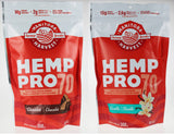 Manitoba Harvest Hemp Pro 70 300 g by Manitoba Harvest - Ebambu.ca natural health product store - free shipping <59$