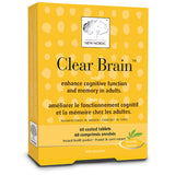 New Nordic Clear Brain 60 tablets ebambu.ca