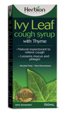 Herbion Ivy Leaf cough syrup with thyme 150 ml by Herbion - Ebambu.ca natural health product store - free shipping <59$