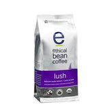 Ethical Bean Coffee - Lush Organic by Ethical Bean Coffee - Ebambu.ca natural health product store - free shipping <59$