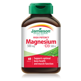 Jamieson Magnesium 500 mg + D3 High Potency 60 caplets