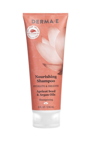 Derma e - Hydrate & Smooth Shampoo by Derma e - Ebambu.ca natural health product store - free shipping <59$