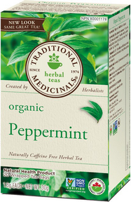 Traditional Medicinals Organic Peppermint Tea 20 bags
