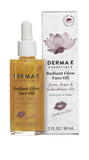Derma e - Radiant Glow Face Oil by Derma e - Ebambu.ca natural health product store - free shipping <59$