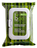 Boo Bamboo Boo Make Up Remover Wipes 25 units by Boo Bamboo - Ebambu.ca natural health product store - free shipping <59$