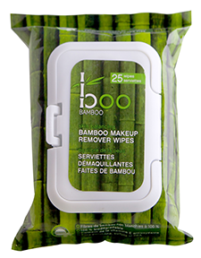 Boo Bamboo Boo Make Up Remover Wipes 25 units