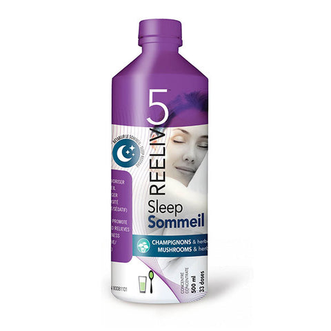 Reeliv5 - Sleep 500ml by Reeliv5 - Ebambu.ca natural health product store - free shipping <59$