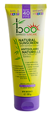 Boo Bamboo Baby Sunscreen SPF 40 100 g by Boo Bamboo - Ebambu.ca natural health product store - free shipping <59$