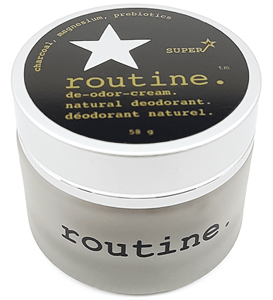 Routine - Superstar (Magnesium & Charcoal) by Routine - Ebambu.ca natural health product store - free shipping <59$