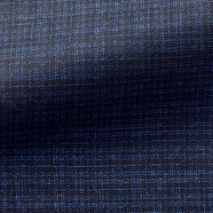 Bright Blue-Midnight Blue Fine Check