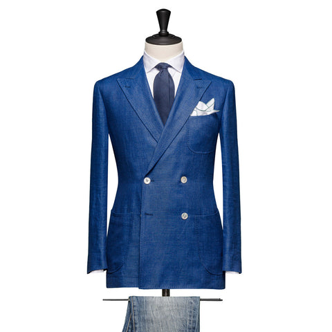Bright Blue Canepa Blazer