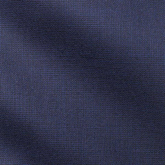 Dark Blue Panama 365 Stretch Wool