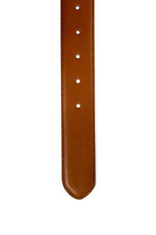 Ellington Mid Brown Leather Belt