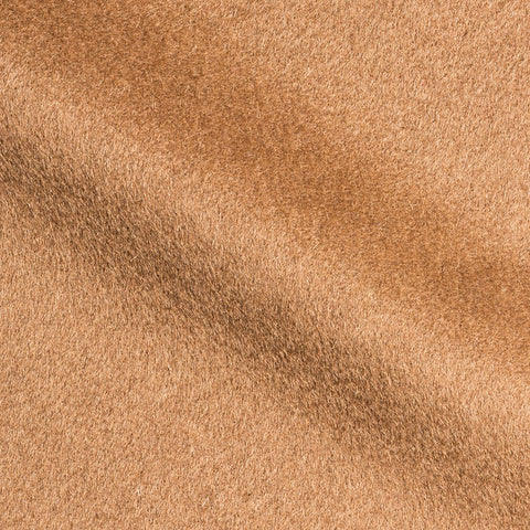 Camel Wool Slightly Brushed
