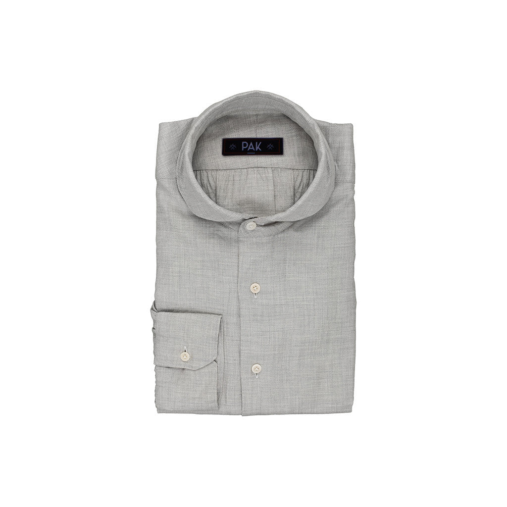 Light Grey Fine Twill