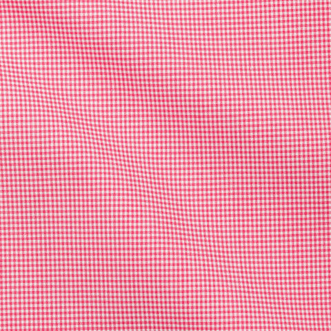 Red Smalls Checks Poplin