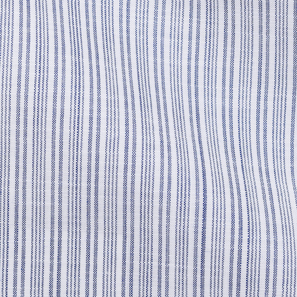 Blue Chambray Blue Stripes