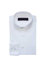 Thomas Mason poplin stretch white Inspiration