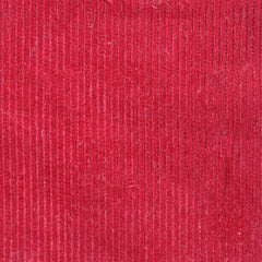 Larusmiani-Milano-red-baby-rib-cotton-silk Fabric