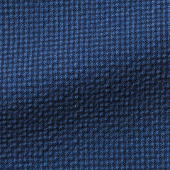 Loro-Piana-mid-blue-fine-check Fabric