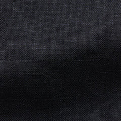 Solbiati-midnight-blue-linen-wool-silk Fabric