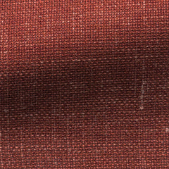 VBC-rustic-orange-wool-silk-linen-mesh Fabric