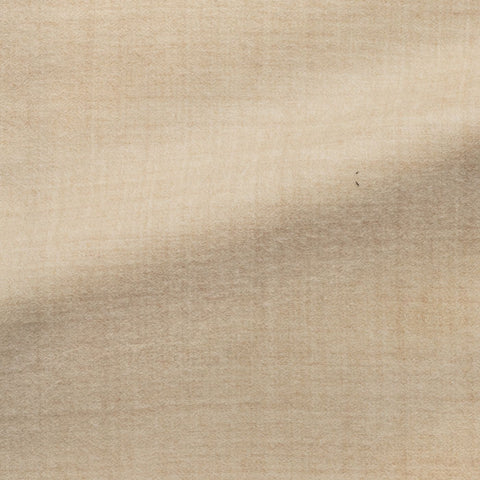 Marzotto light sand brushed wool