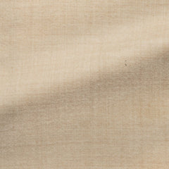 Marzotto-light-sand-brushed-wool Fabric