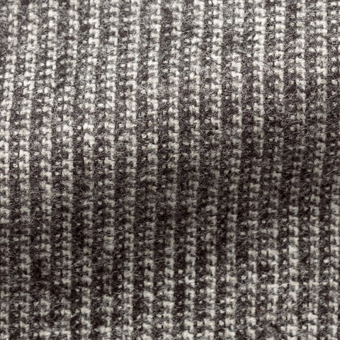 Ferla mixed grey striped wool alpaca