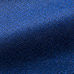 Loro-Piana-bright-blue-felted-herringbone Fabric