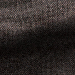 Angelico-dark-brown-black-faux-uni-wool Fabric