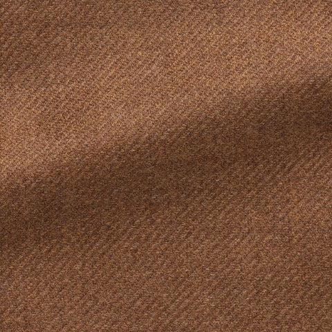 Loro Piana Tawny Brushed Wool Silk Twill