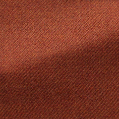 fire-orange-brushed-wool-silk-twill Fabric