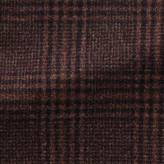 cinnamon-navy-brushed-wool-with-technical-check Fabric