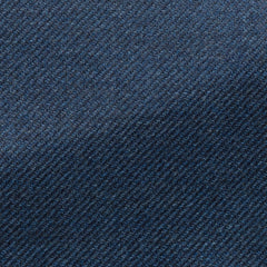 royal-blue-brushed-wool-silk-faux-uni-twill Fabric