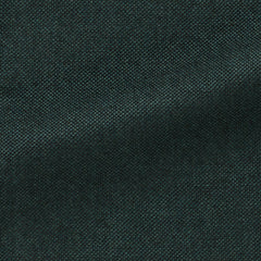 Angelico-ocean-green-black-faux-uni-wool Fabric